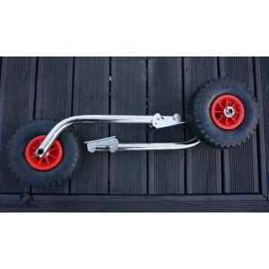 Транцевые колёса быстросъёмные удлинённые (НДНД)