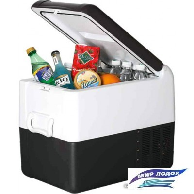 Термоэлектрический автохолодильник Nvox K22Y12/24