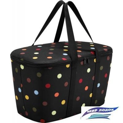 Термосумка Reisenthel Coolerbag Dots (черный)