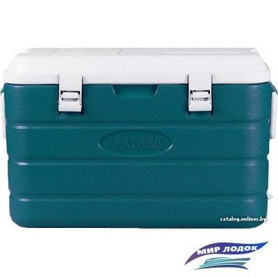 Термоэлектрический автохолодильник Арктика 2000-60 (зеленый)