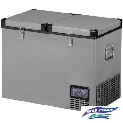 Компрессорный автохолодильник Indel B TB92 DD Steel