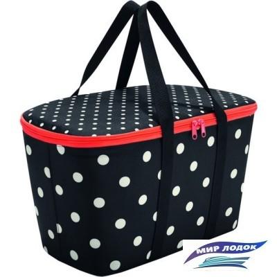 Термосумка Reisenthel Coolerbag Mixed Dots (черный)
