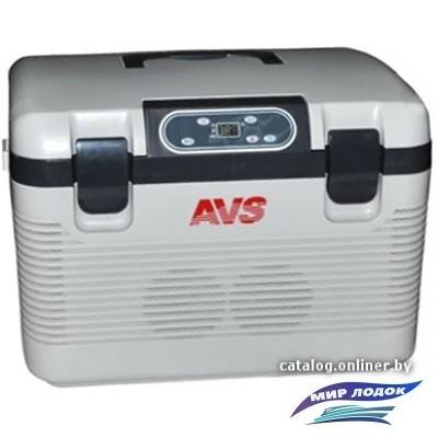 Термоэлектрический автохолодильник AVS CC-19WB 19л