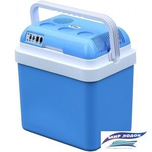 Термоэлектрический автохолодильник Delta D-H24P 24л (голубой)