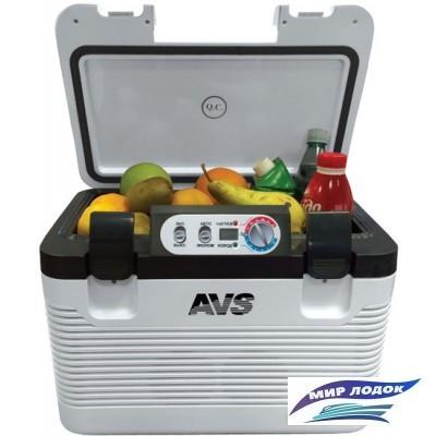 Термоэлектрический автохолодильник AVS CC-19WBC 19л