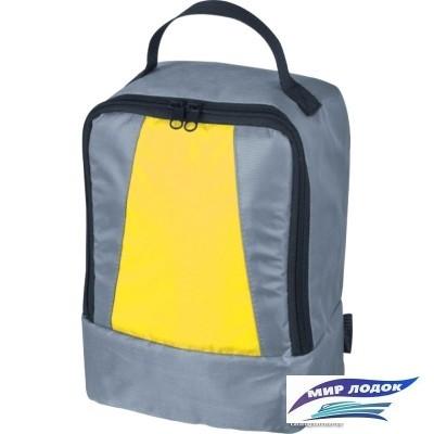 Терморюкзак Easygifts 8698 (серый/желтый)