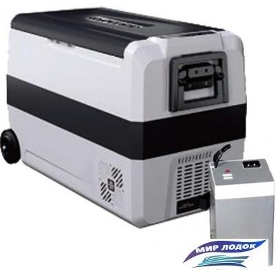 Компрессорный автохолодильник Alpicool T50 с внешней батареей