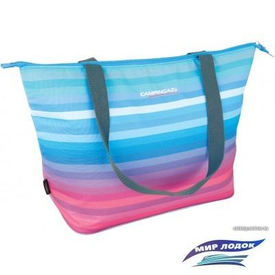 Термосумка Campingaz Shopping Cooler 15л (бирюзовый/розовый)