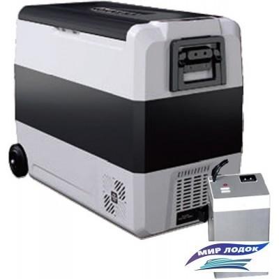 Компрессорный автохолодильник Alpicool T60 с внешней батареей