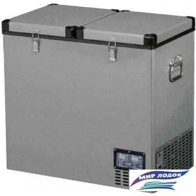 Компрессорный автохолодильник Indel B TB118 DD Steel