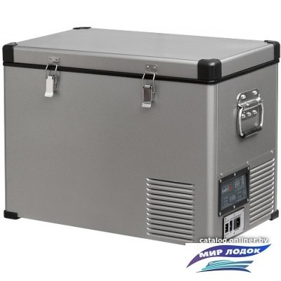 Компрессорный автохолодильник Indel B ТВ46 Steel