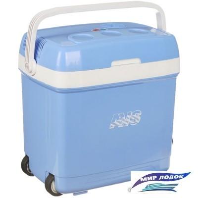 Термоэлектрический автохолодильник AVS CC-30B 30л