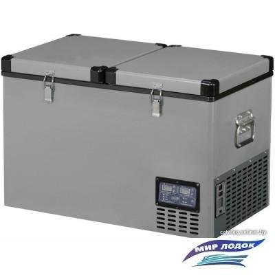 Компрессорный автохолодильник Indel B TB65 DD Steel