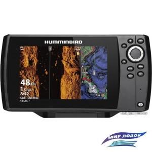 Эхолот-картплоттер Humminbird Helix 7x Chirp Mega SI GPS G3
