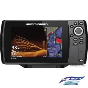 Эхолот-картплоттер Humminbird Helix 7x Chirp Mega DI GPS G3N