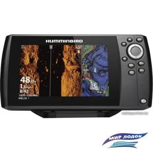 Эхолот-картплоттер Humminbird Helix 7x Chirp Mega SI GPS G3N