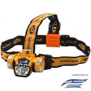 Фонарь AceCamp 1035 (желтый)