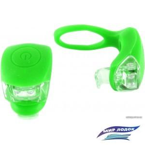 Фонарь Vinca Sport VL 267-2 (зеленый)