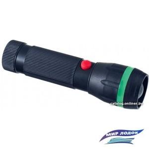 Фонарь Perfeo LT-006 (черный/зеленый)