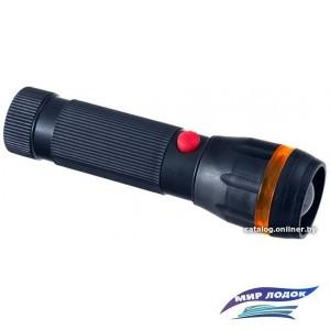 Фонарь Perfeo LT-006 (черный/оранжевый)