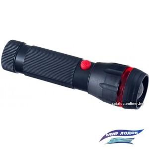 Фонарь Perfeo LT-006 (черный/красный)
