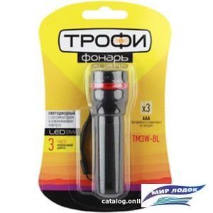 Фонарь Трофи TM3W-BL