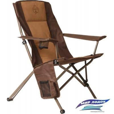 Кресло Greenell Элит FC-25 (коричневый)