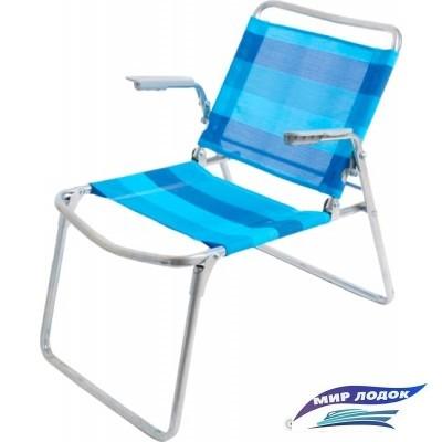 Кресло Nika складное К1 (синий)