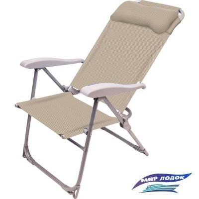 Кресло Nika складное К2 (песочный)