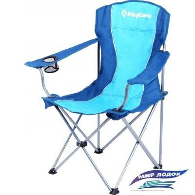 Кресло KingCamp KC3818 (голубой)