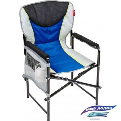 Кресло Nika Haushalt складное HHC2 (синий)
