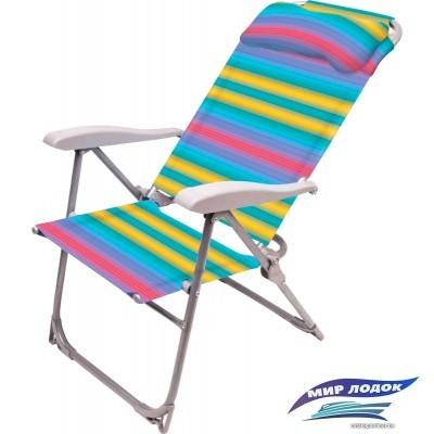 Кресло Nika складное К2 (радужный)