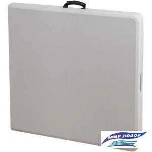 Стол Седия складной пластиковый 152 (белый)