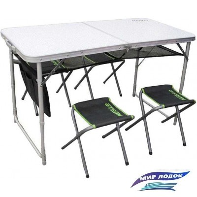 Стол со стульями Atemi ATS-400
