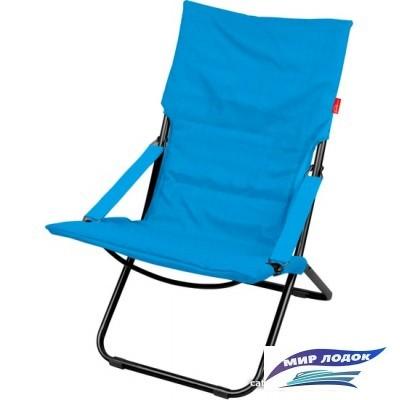 Кресло Nika Haushalt складное с матрасом HHK4 (синий)