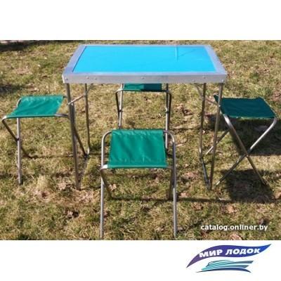 Стол со стульями Фарт Палас Набор Туриста