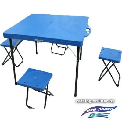 Стол со стульями Fora SBD16-CH100