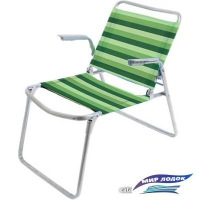 Кресло Nika складное К1 (зеленый)