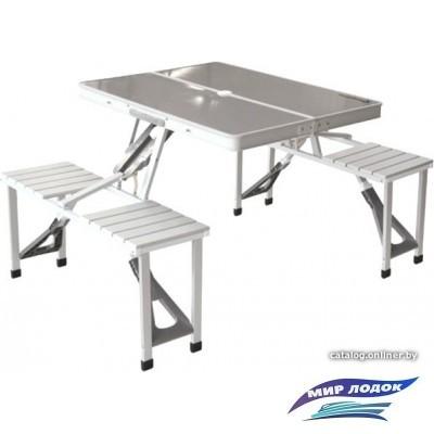 Стол со стульями KingCamp Set Chair Table Delux KC3864