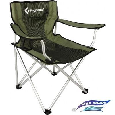 Стул KingCamp Chair Arms Alu KC3803 (хаки)