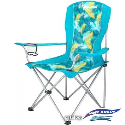 Кресло KingCamp KC3818 (зеленая пальма)