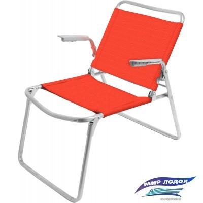 Кресло Nika складное К1 (гранатовый)