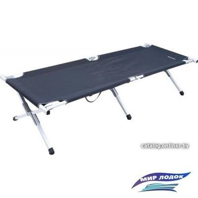 Раскладушка KingCamp Bed Camping Delux KC3806 (черный)