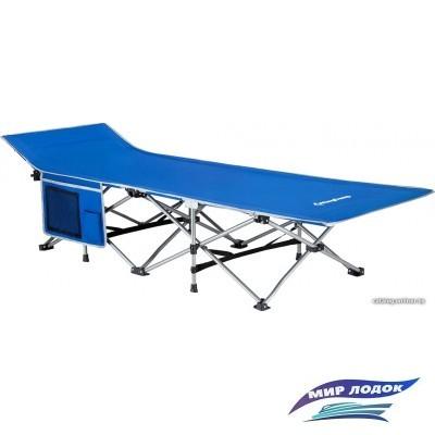 Раскладушка KingCamp Bed Folding KC8005 (синий)