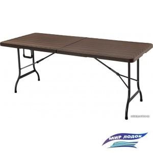 Стол Good Home MZK-180 (коричневый)