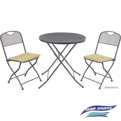 Стол со стульями GoGarden Alicante 50364