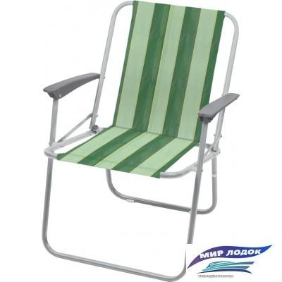 Кресло Nika складное КС4 (зеленый)