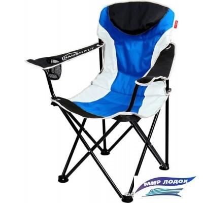 Кресло Nika Haushalt складное HHC3/O (синий)