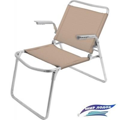 Кресло Nika складное К1 (песочный)