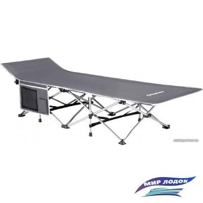 Раскладушка KingCamp Bed Folding KC8005 (серый)